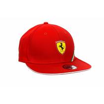 Bone Puma Ferrari Sf Flatbrim - 761642 02