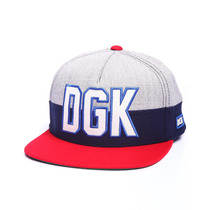 Boné Dgk All Star Snapback Cap Skate Importado