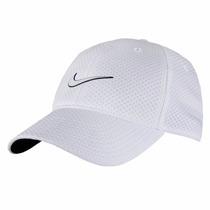 Boné Nike Heritage Dri Fit Mesh Legacy 91 Branco - Original