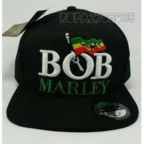 Boné Bob Marley Reggae