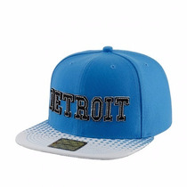 Bone Aba Reta Young Money Snapback Detroit Original Barato