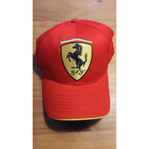 Boné Ferrari Oficial Licenciado