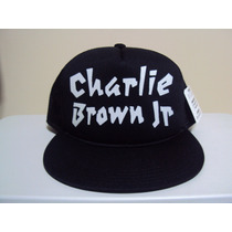 Boné Aba Reta Charlie Brown Jr Chorao Trucker Frete Gratis