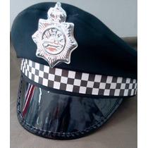 Quepe Fantasia Policial Infantil