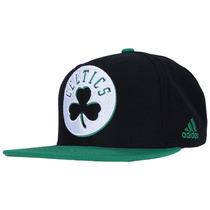 Boné Adidas Nba Boston Celtics S24788 Aba Reta Aqui É Origin