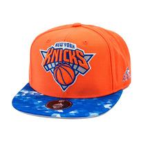 Boné Aba Reta Adidas Snapback New York Knicks - Nba