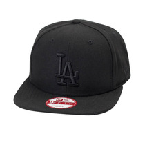 Boné New Era Strapback Original Fit Los Angeles Dodgers Pre
