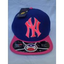 Boné New York Original Aba Reta Yankees Ny