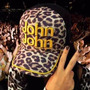Boné Masculino John John Letras Bordado Amarelo