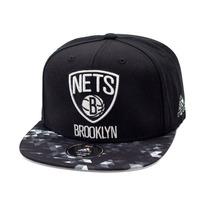Boné Aba Reta Adidas Snapback Brooklyn Nets - Nba