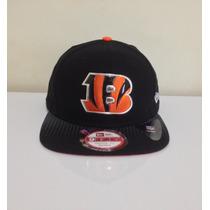 Boné Aba Reta Nfl Cincinnati Bengals Snapback Original