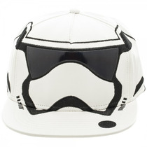 Boné De Beisebol Star Wars 7 Trooper Big Cara Snapback Sb37