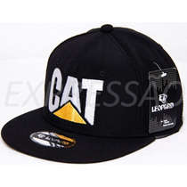 Boné Cat Bordado Personalizados Snap Cap