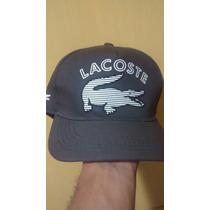 Boné Big Croc Lacoste Original