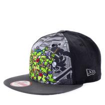 Boné New Era 9fifty Snapback Turtles Tartarugas Ninjas Nei14