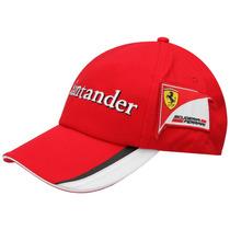Boné Ferrari - Scuderia Team Original - Oficial