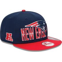Boné Nfl Futebol Americano New England Patriots New Era