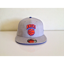 Boné De Aba Reta Fechado Nba New York Knicks Original
