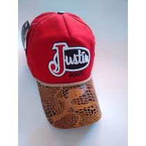 Boné Justin Boots