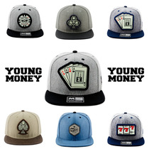 Bone Aba Reta Young Money Ny Varios Modelos E Cores Original