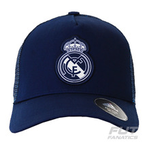 Boné Adidas Real Madrid Trucker - Futfanatics