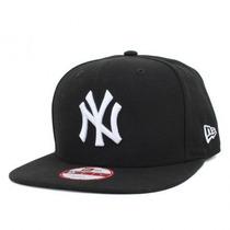 Boné Infantil Juvenil Ny Yankees Snapback Aba Reta 48-54cm