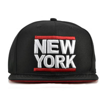 Boné Other Culture Hats New York Run Snapback Aba Reta Pret