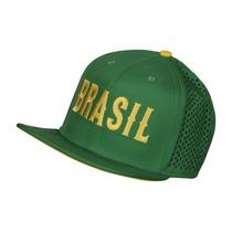Boné Qt Nike Pro Brasil Vapor 695745 303 Promoção!