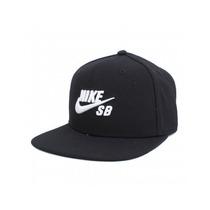 Boné Aba Reta Nike Masculino Importado Preto Sb