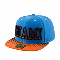 Bone Aba Reta Young Money Snapback Miami Original Barato