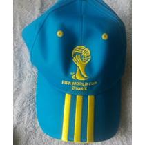 Boné Adidas - Copa Do Mundo 2014