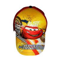 Boné Infantil Disney - Carros - Ruz