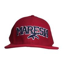 Boné Maresia Aba Curva Red
