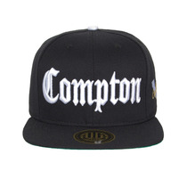 Boné Og Clothing Snapback Compton - Tradicional