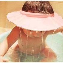 Touca Espuma Boné Banho Bebê Infantil Gorro Água Tam. Único