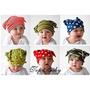 Gorro Touca Para Bebês Importado Nozinho Moderno Style Cores