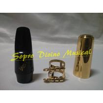 Boquilha Kit Sax Soprano Vandoren V5 S35 Sm 403k