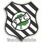 Patch Bordado Escudo Futebol Figueirense 8,5cm Tms31