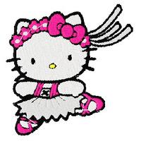 Coleção Hello Kitty - Matriz Bordado Computadorizado
