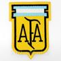 Tiar012 Afa 1978 Seleção Argentina 7x9,5cm Tag Patch Bordado