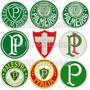 9 Escudos Bordados Palmeiras De Todas Épocas Antigo Símbolos