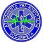 Bordado Socorrista Atendimento Pré Hospitalar Patch Prf42