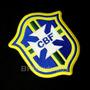 Tbr085 Seleção Brasileira Copa 2014 Patch Bordado 8,7x10 Cm