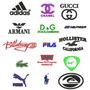 Coleção Matriz Bordados Logo Marca Carro Nike Lacoste Adidas