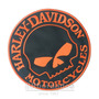 Mot230 Harley Davidson Tag P/ Jaqueta Patch Bordado 28 Cm