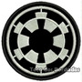 Bordado Termoc. Logo Império Galáctico Patch Star Wars Gms47