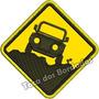 Patch Bordado Off Road Trilha Jeep 4x4 Tam. 8x8cm Car728