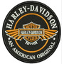Patch Bordado Hd015 Harley Davidson An Americn Motorcycles