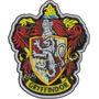 Novo Patch Bordado Brasão Gryffindor Grifinória 10x8,5 Hp19