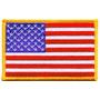 Patch Original Bandeira Americana Termocolante (frete Grátis
